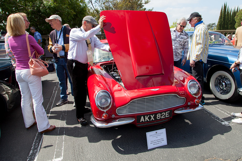 1967 Aston Martin DB6 - Tony & Laureen Hart