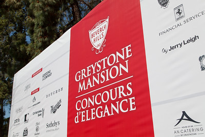 2016 Greystone Mansion Concours d' Elegance