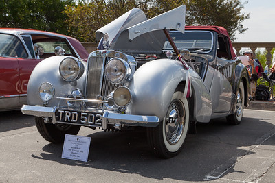 1947 Triumph 1800 Roadster - Keith Wahl