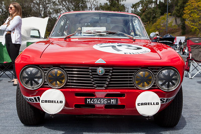 1973 Alfa Romeo Autodelta Gr.1 GTV, owned by Brandon Adrian