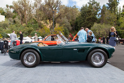 1964 Shelby Cobra, owned by Richard Purcell