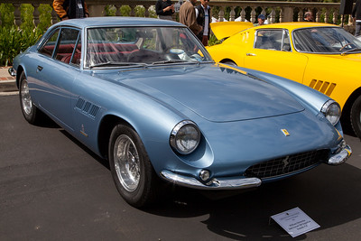 1965 Ferrari 500 Superfast, owned by William Heinecke
