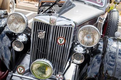 1938 MG VA DHS, owned by Bob Hanselman