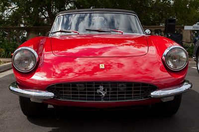 1967 Ferrari 330 GTS, owned by Morris Halperin