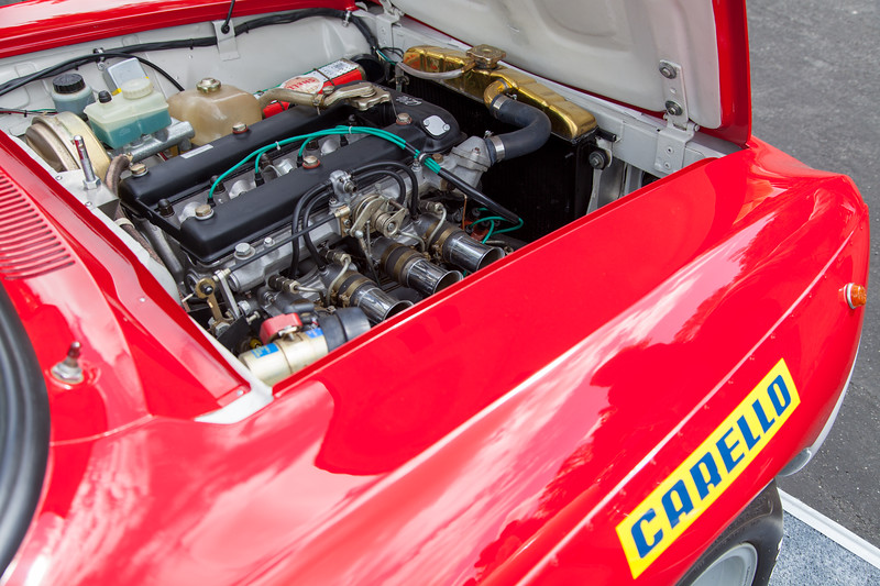 1973 Alfa Romeo GTV, owned by Hector Vazquez