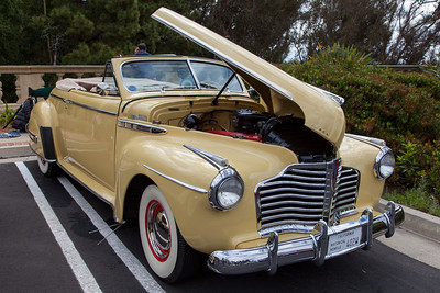 1941 Buick Super 8, owned by David Beugen