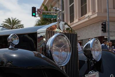 "1930 Rolls Royce Phantom II Town Car by Brewster ""Constance"" Bennett"