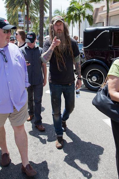 Porschephile and Urban Outlaw, Magnus Walker