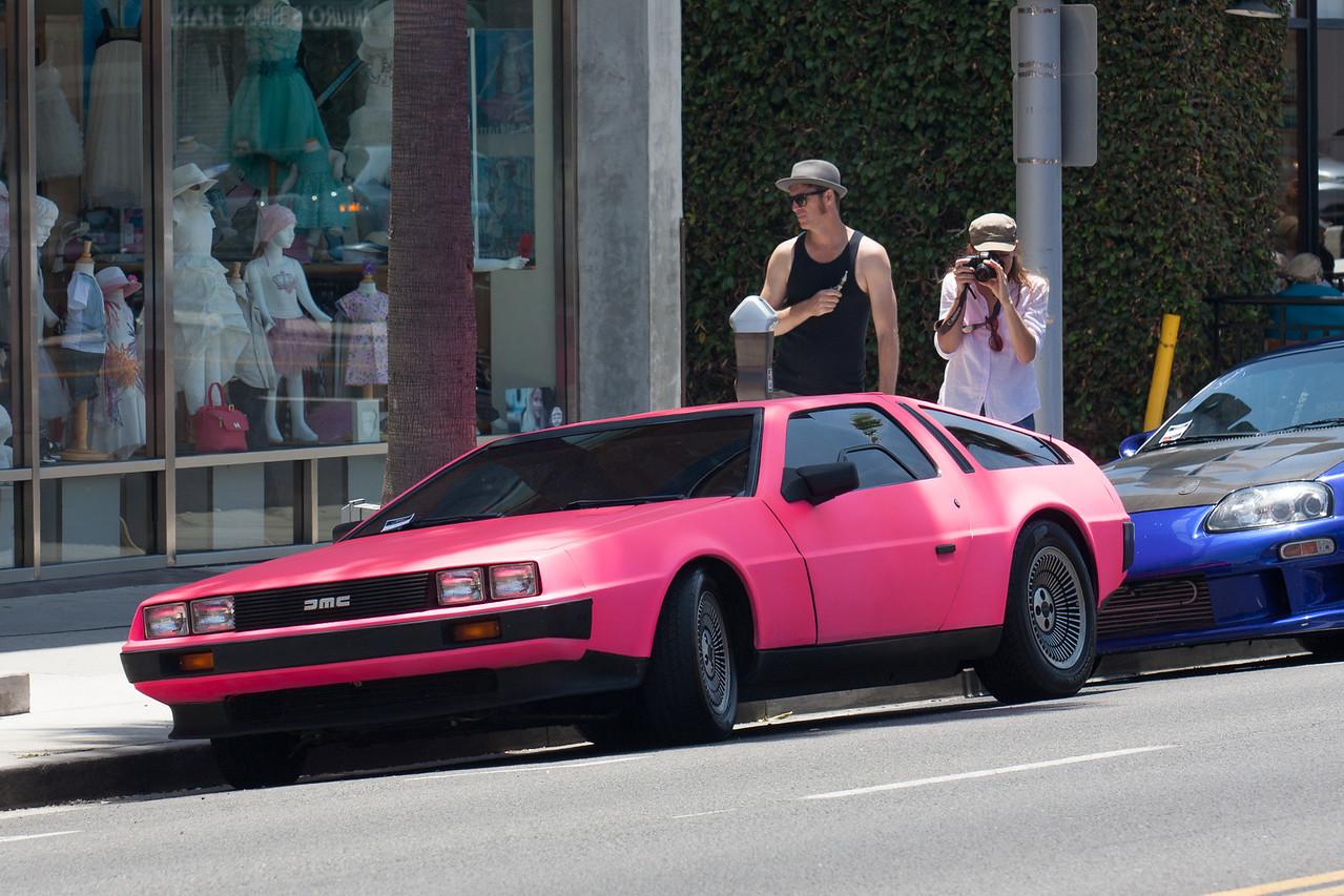 DeLorean DMC-12 - 21 January 2014 - Autogespot