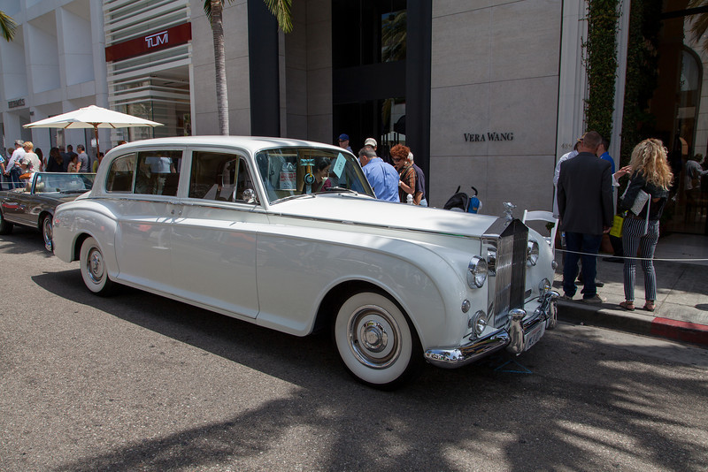 1960 Rolls-Royce Phantom V