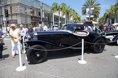 1930 Hispano Suiza H6C Boattail Speedster