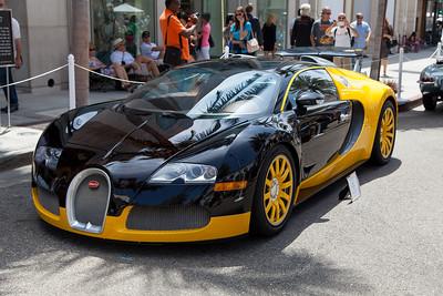 "2008 Bugatti Veyron ""Bijan Edition"""