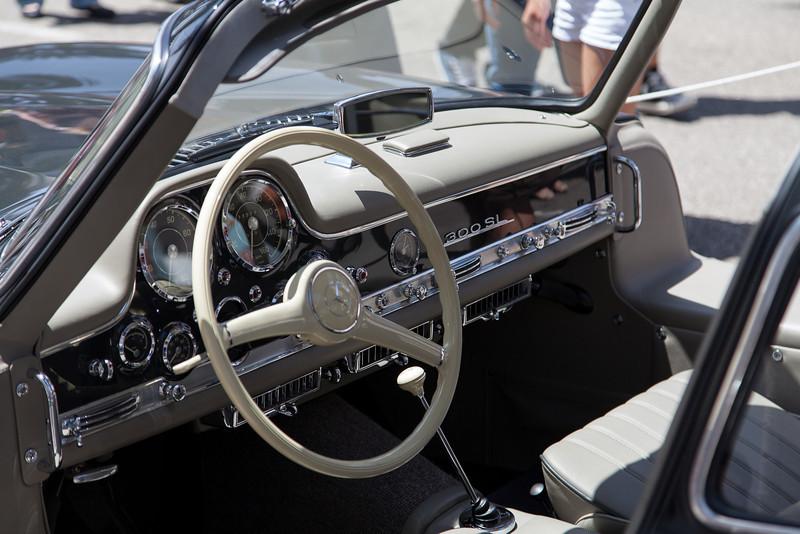 1954 Mercedes-Benz 300 SL Gullwing