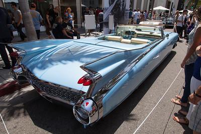 "John D'Agostino's custom-made 1959 Cadillac Eldorado Biarritz ""Elvis II"" convertible"