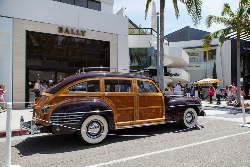 """1942 Chrysler Town and Country """"Barrelback"""""""