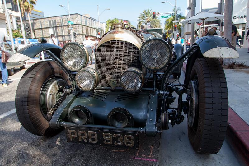 1928 Bentley 3/8 Liter Racer - owned by Doug & Ellen Weitman