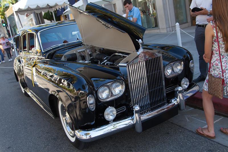 Classic Rolls-Royce