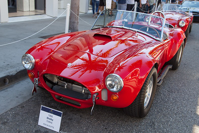 1966 Shelby Cobra owned by Ron Busuttil