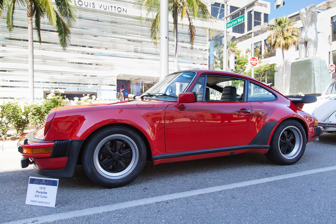 1979 Porsche 930 Turbo owned by Perry Mansfield