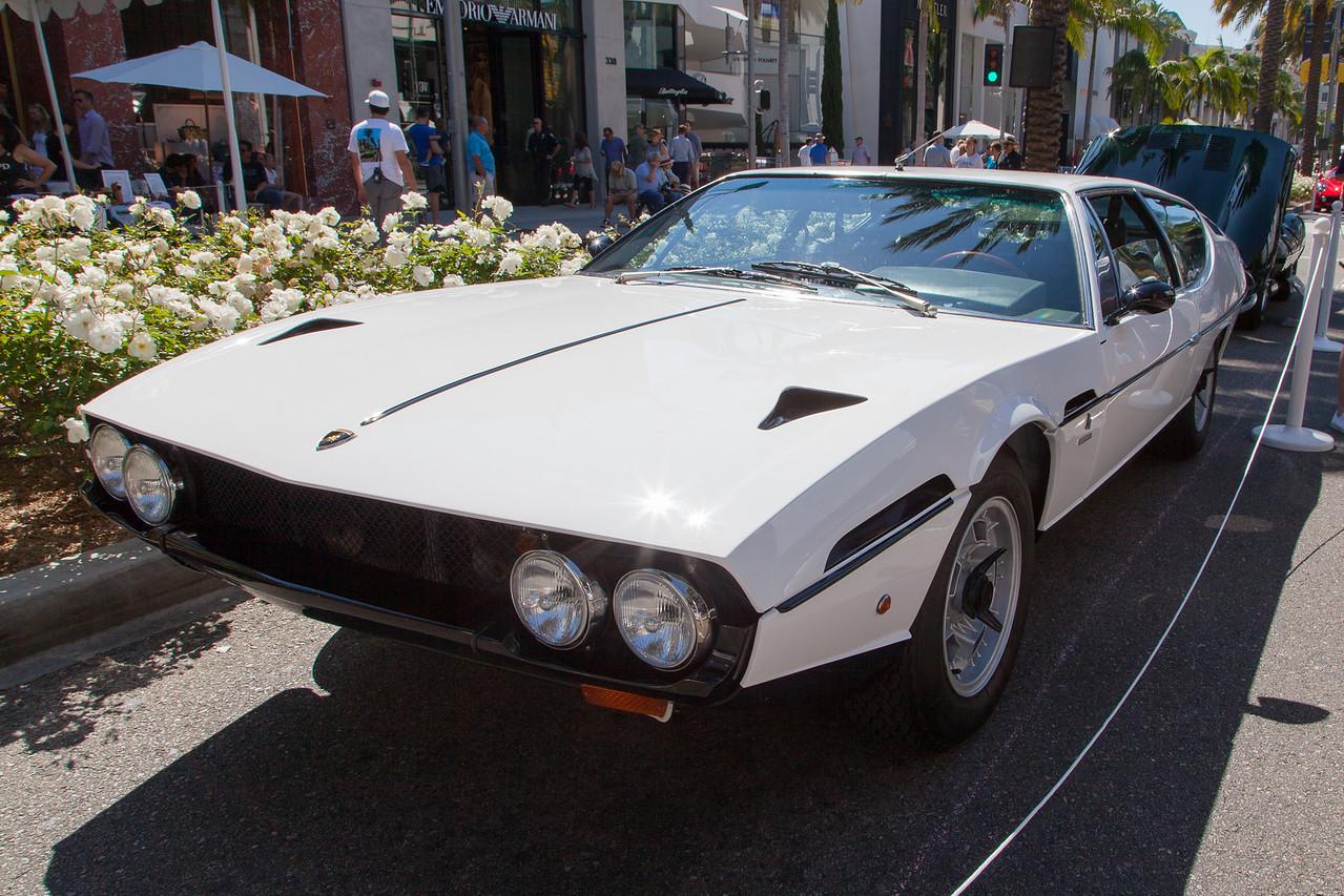 1971 Lamborghini Espada - Soren Kashani