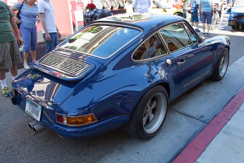 1990 Porsche 911 Re-imagined by Singer Vehicle Design
