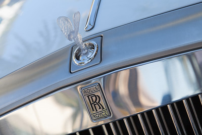 Bijan limited edition Rolls-Royce Phantom