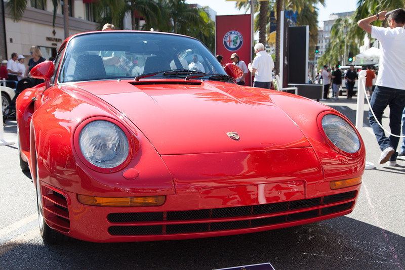 1987 Porsche 959 owned by Bill Fleischman