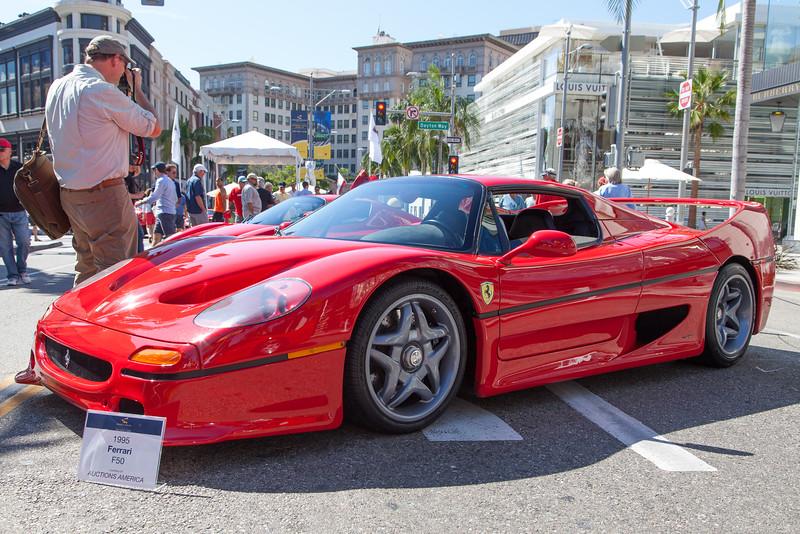 1995 Ferrari F50 - Auctions America