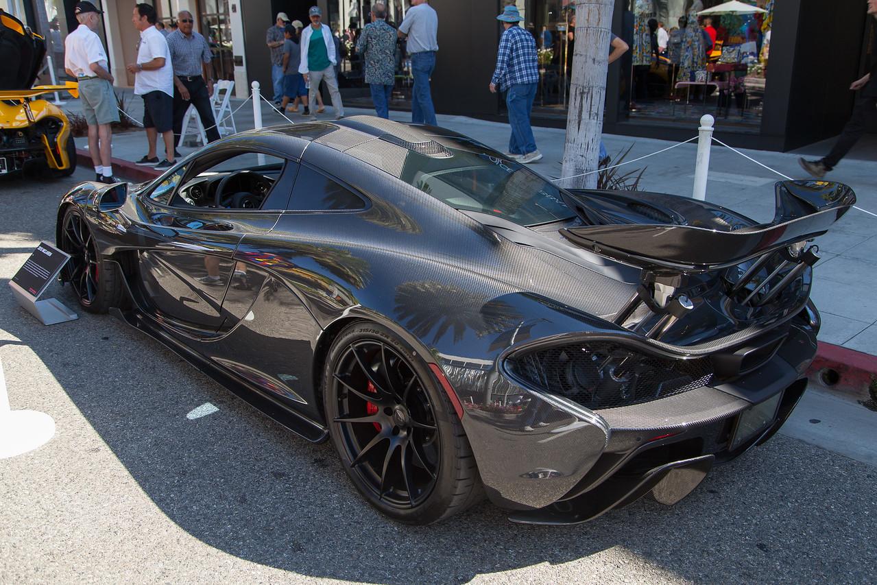 2015 McLaren P1 - Petersen Museum