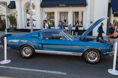 1968 Shelby GT500 KR owned by Stuart Siegel