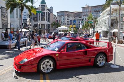 1989 Ferrari F40 - Ferrari South Bay