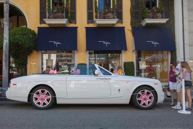 Bijan limited edition Rolls-Royce Phantom