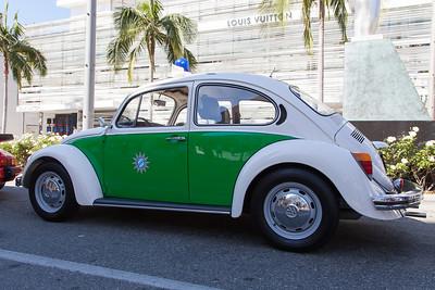 1979 Volkswagen Beetle Polizei owned Spike Feresten