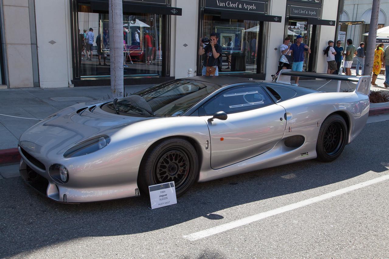 1994 Jaguar XJ2205 owned by Rusty West