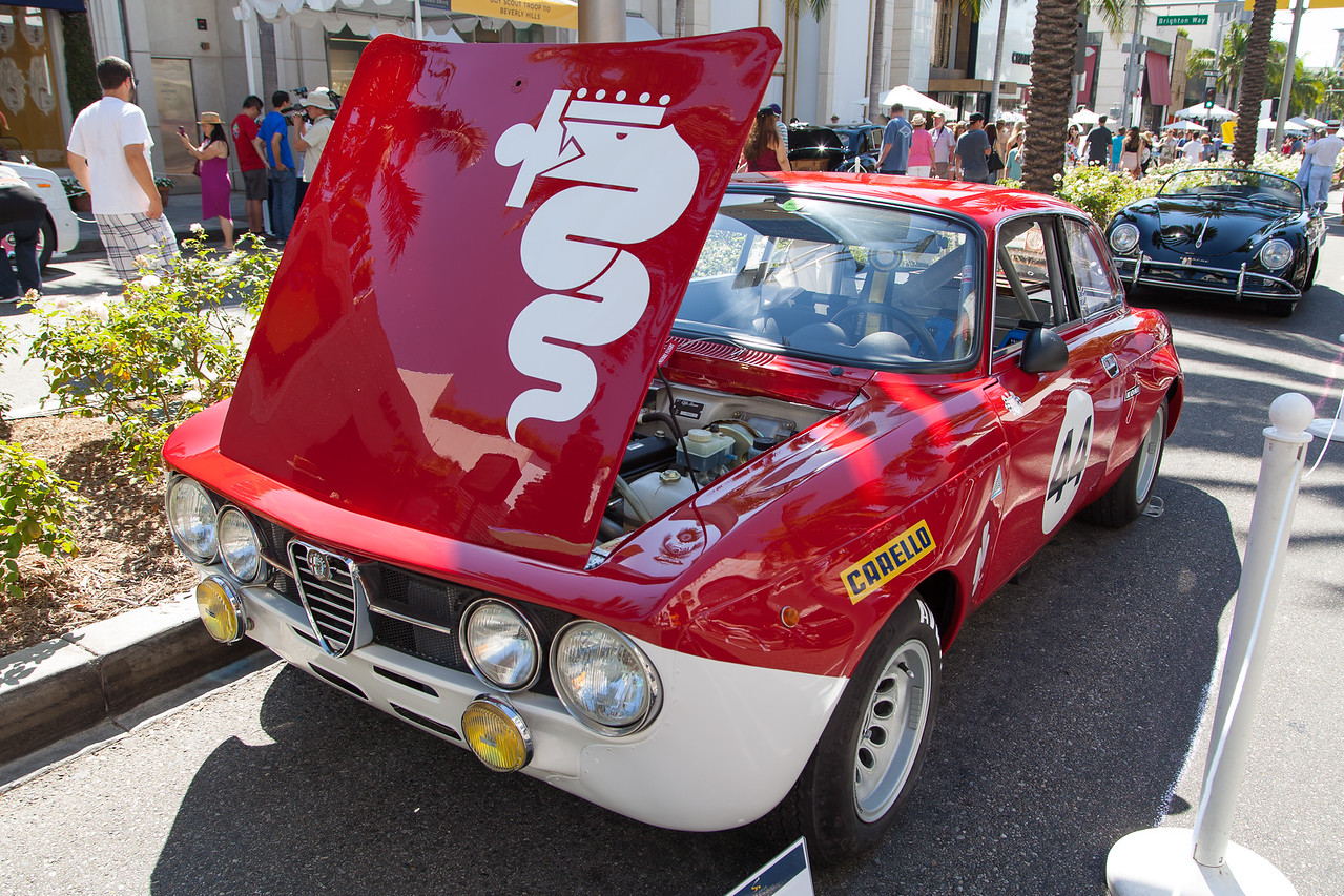 1973 Alfa Romeo GTV owned by Hector Vasquez