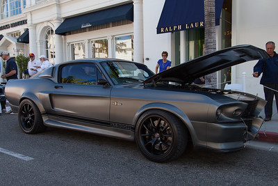 1967 Shelby GT500 R owned by Michael Golinder