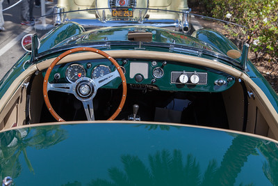 1959 MG A 1600 Roadster, owned by Jakob Greisen