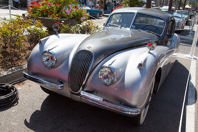 1952 Jaguar XK120 Fixed Head Coupe, owned by Vin & Erica Di Bona