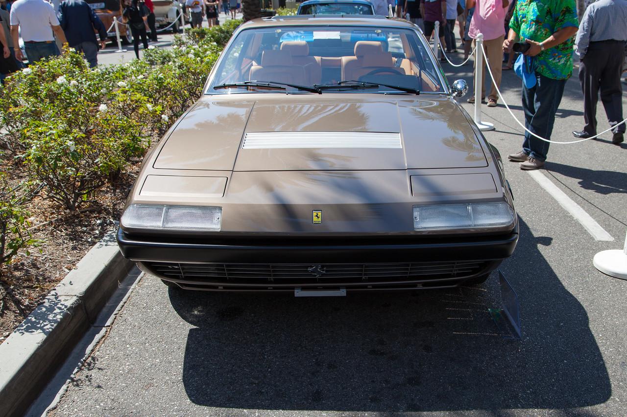 1975 Ferrari 365 GT 2+2, owned by Armando Flores