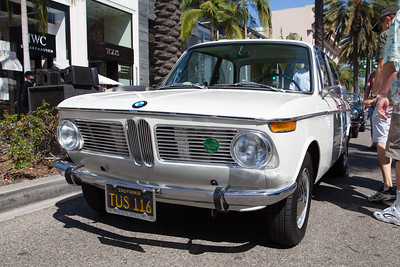 1966 BMW 1600 Coupe, owned by Paul & Ed Kramer