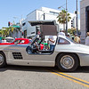 1955 Mercedes-Benz 300SL Coupe, owned Bob Baker