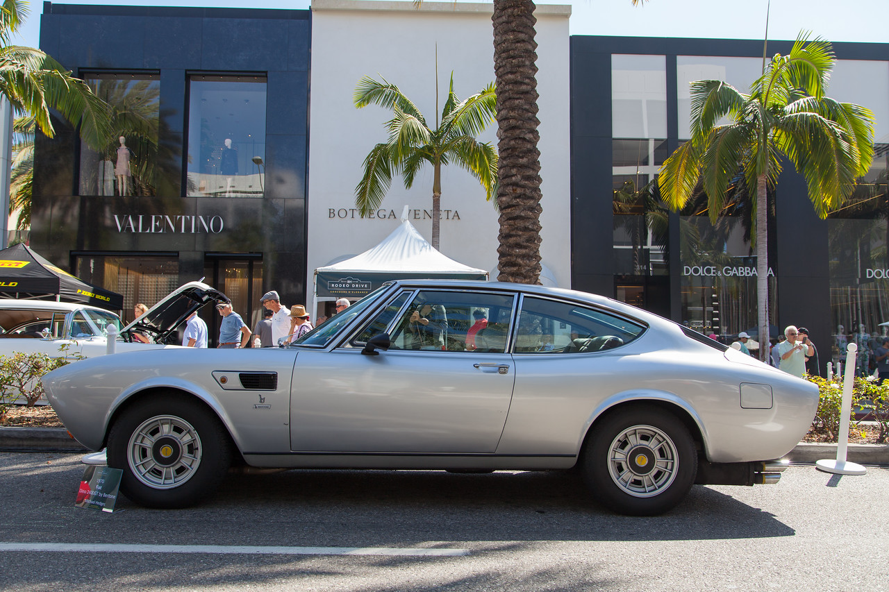 1970 Fiat Dino 2400GT by Bertone, owned by Michael Hedges