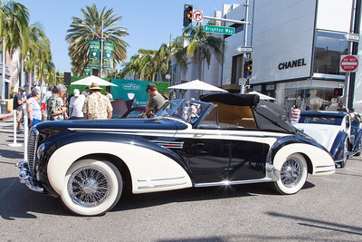 1953 Delahaye Type 178 by Chapron - The Margie & Robert E. Peterson Collection