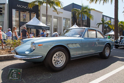 1967 Ferrari 330 GTC, owned by Dr. Perry Mansfield