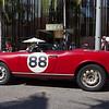 1958 Alfa Romeo Giulietta Spider Veloce, owned by Brandon Adrian