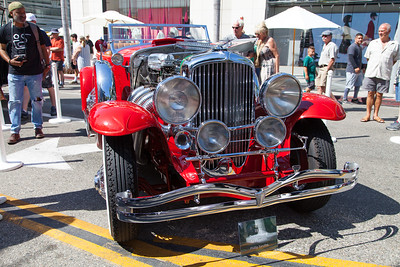 1932 Duesenberg SJ Phaeton, owned by Phillip Sarofim