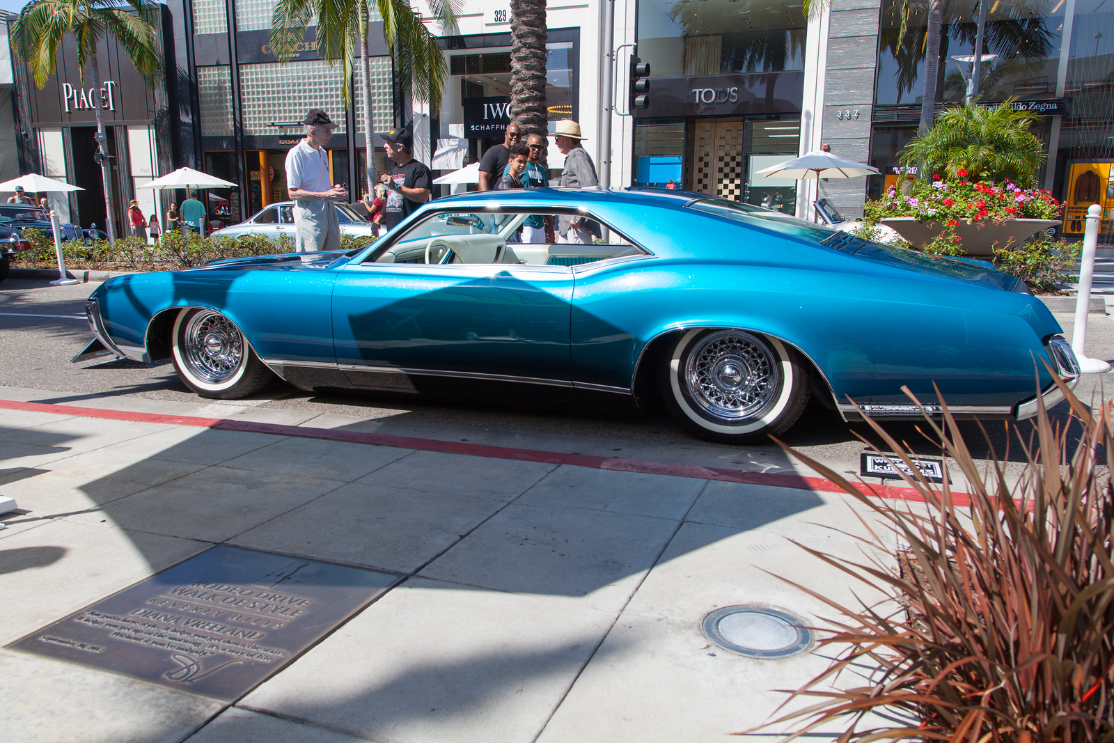 1968 Buick Riviera Custom, owned by John D'Agostino