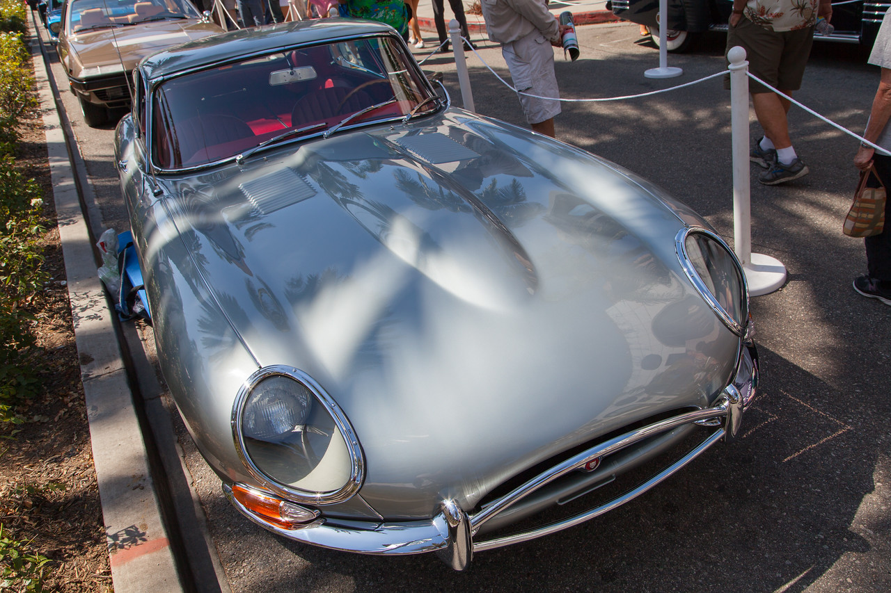1964 Jaguar XKE Series 1 Coupe Custom, owned by Ronald Hamilton