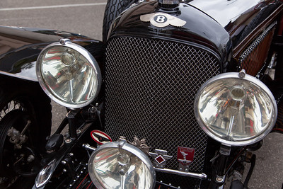1938 Bentley 4 1/4 Litre Special Speedster