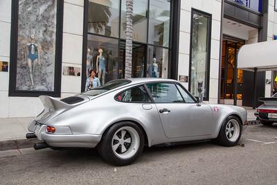 1972 Porsche RSR Tribute
